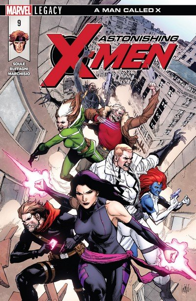 Astonishing X-Men #9 (2018)