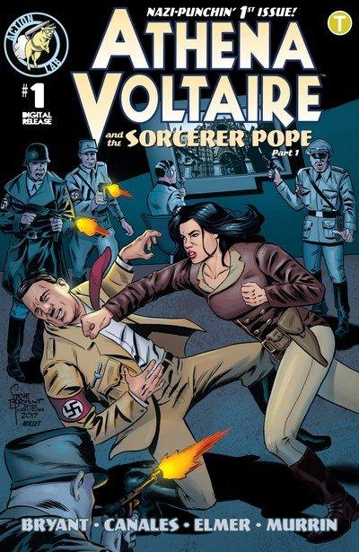 Athena Voltaire #1 (2018)