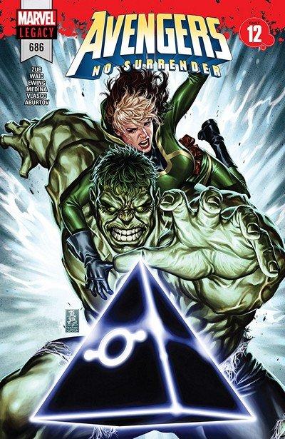 Avengers #686 (2018)