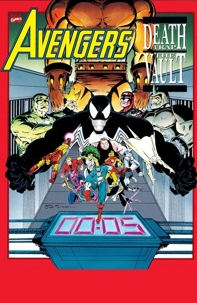 Avengers – Death Trap – The Vault (1991)