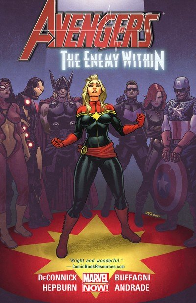 Avengers – The Enemy Within (TPB) (2014)