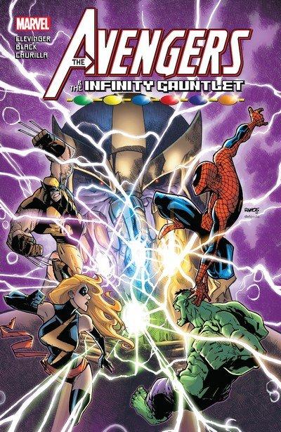 Avengers & The Infinity Gauntlet (TPB) (2018)