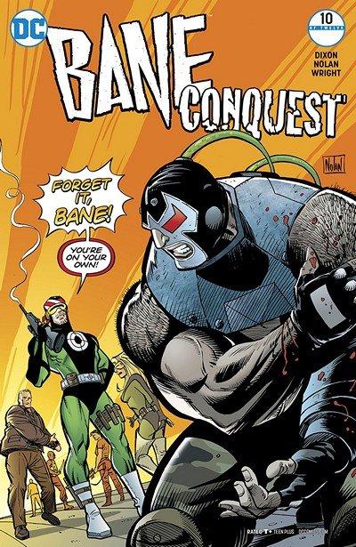 Bane – Conquest #10 (2018)