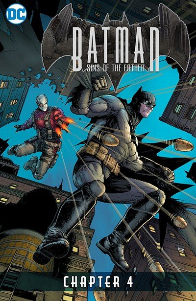 Batman – Sins Of The Father #4 (2018)