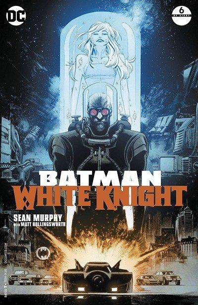 Batman – White Knight #6 (2018)