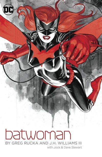Batwoman by Greg Rucka and J.H. Williams III (2017)