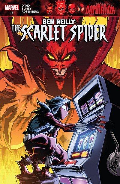Ben Reilly – Scarlet Spider #15 (2018)