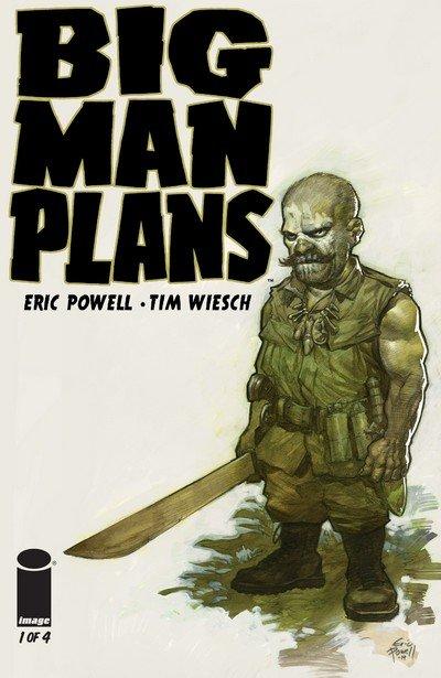 Big Man Plans #1 – 4 + TPB (2015)