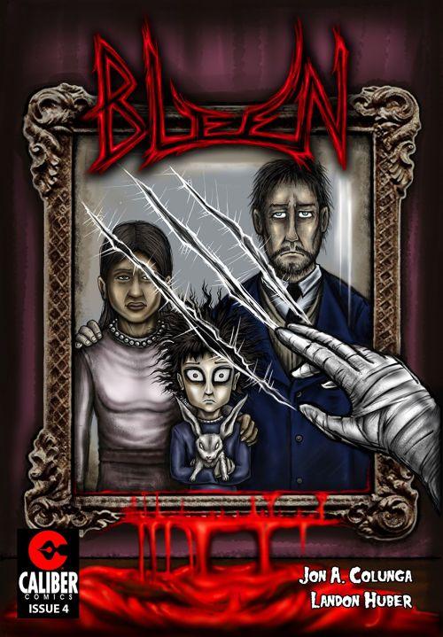 Bleen #4 (2018)