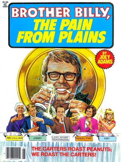Brother Billy, the Pain From Plains (1979)