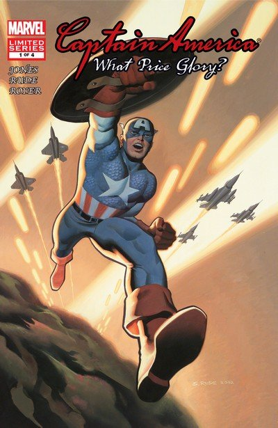 Captain America – What Price Glory #1 – 4 (2004)