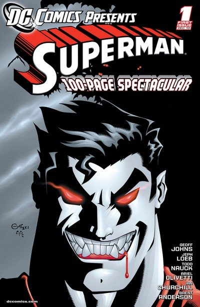 DC Comics Presents – Superman (Collection) (2011-2012)