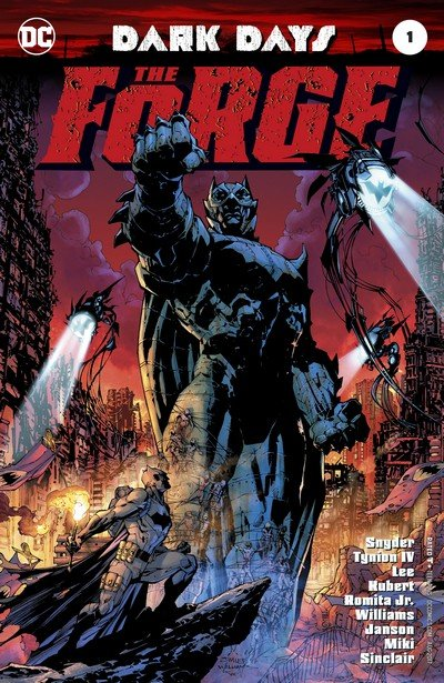 Dark Nights – Metal (Manually Collected) (2017-2018)