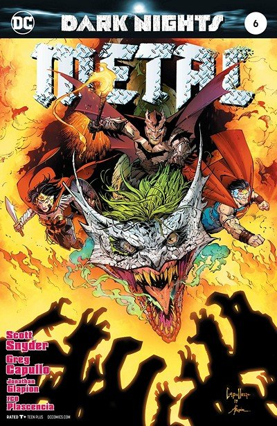 Dark Nights – The Metal #6 (2018)