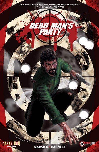 Dead Man's Party (TPB) (2016)