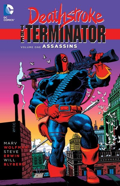 Deathstroke the Terminator Vol. 1 – 5 (TPB) (2015-2018)