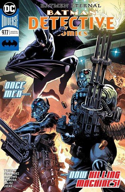 Detective Comics #977 (2018)