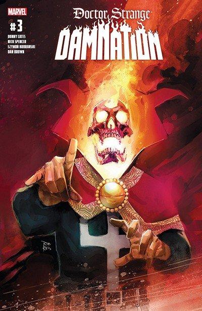 Doctor Strange – Damnation #3 (2018)