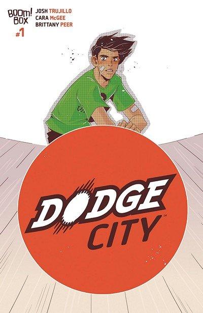 Dodge City #1 (2018)