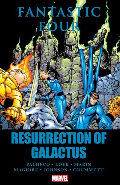 Fantastic Four – Resurrection of Galactus (TPB) (2011)