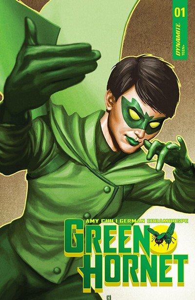 Green Hornet #1 (2018)