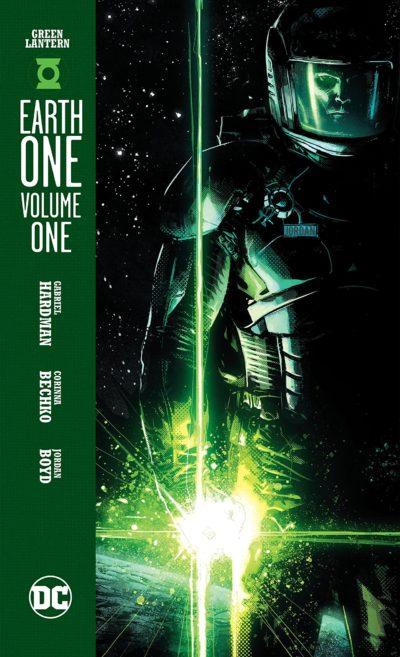 Green Lantern – Earth One Vol. 1 (2018)