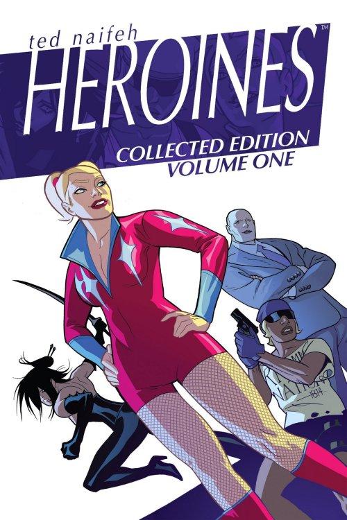 Heroines Vol. 1 (TPB) (2017)