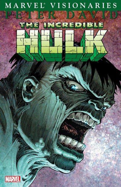 Hulk Visionaries – Peter David Vol. 3 (TPB) (2006)