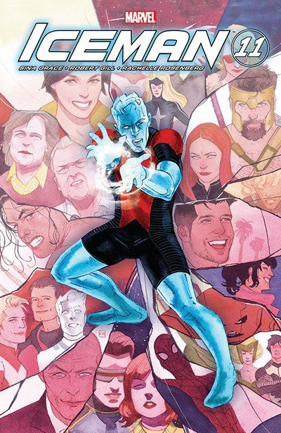 Iceman #11 (2018)