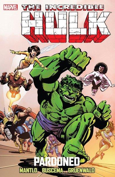 Incredible Hulk – Pardoned (TPB) (2012)