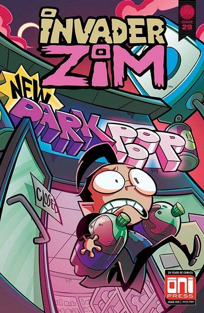 Invader Zim #29 (2018)