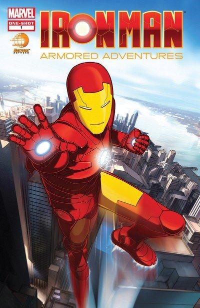Iron Man – Armored Adventures (2009) (One Shot)