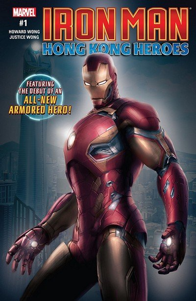 Iron Man – Hong Kong Heroes #1 (2018)