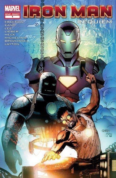 Iron Man – Requiem (2009) (One Shot)