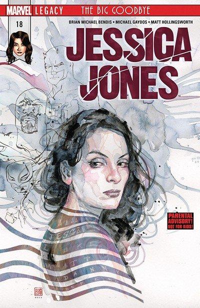 Jessica Jones #18 (2018)