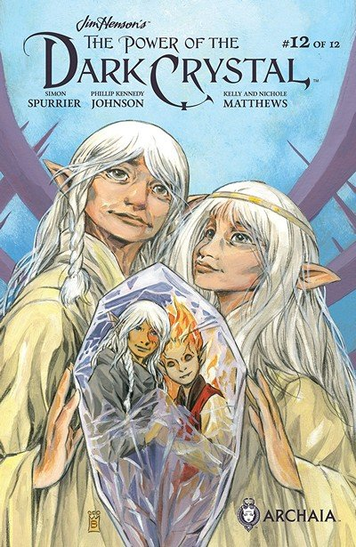 Jim Henson's The Power Of The Dark Crystal #12 (2018)