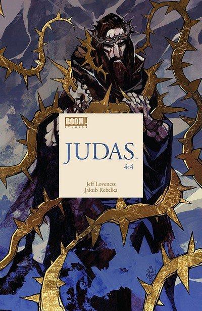 Judas #4 (2018)