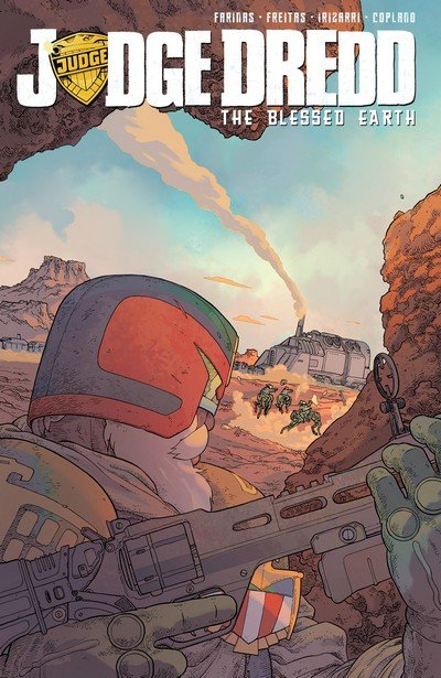 Judge Dredd – The Blessed Earth Vol. 1 (2017)