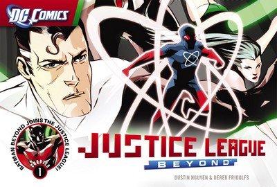 Justice League Beyond #1 – 25 (2012-2013)