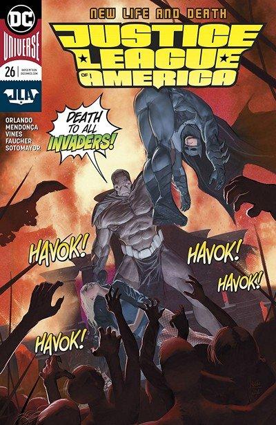 Justice League Of America #26 (2018)