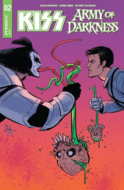 KISS – Army Of Darkness #2 (2018)