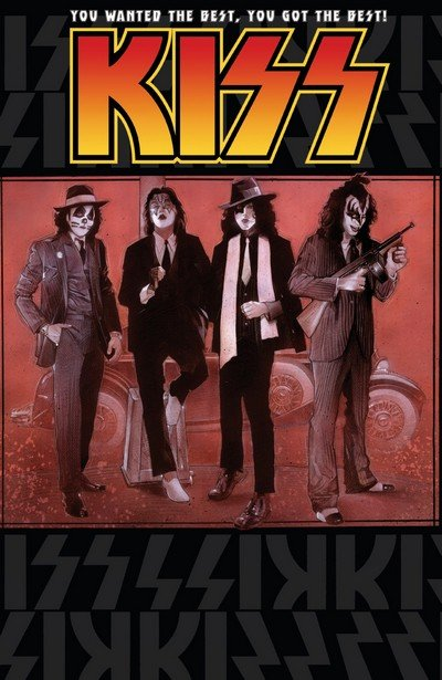 KISS Vol. 1 (2012) (IDW)