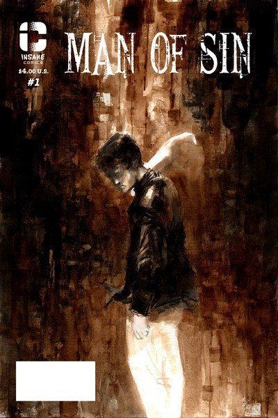 Man Of Sin #1 (2018)