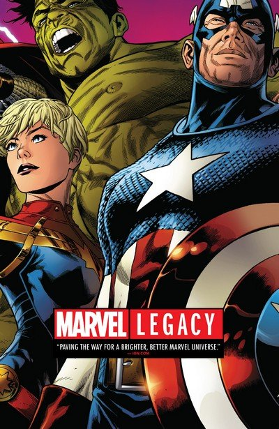 Marvel Legacy (TPB) (2018)