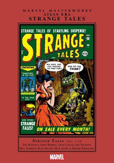 Marvel Masterworks – Atlas Era Strange Tales Vol. 1 – 5 (2007-2018)