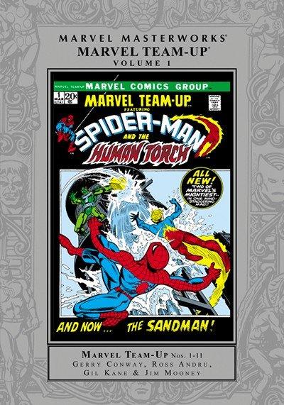 Marvel Masterworks – Marvel Team-Up Vol. 1 – 2 (2010-2012)