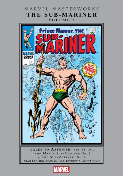 Marvel Masterworks – The Sub-Mariner Vol. 2 (2018)