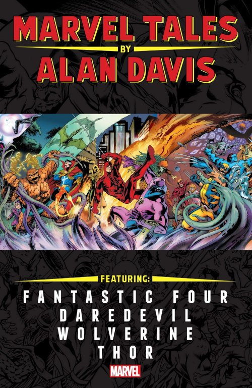Marvel Tales by Alan Davis (2012)