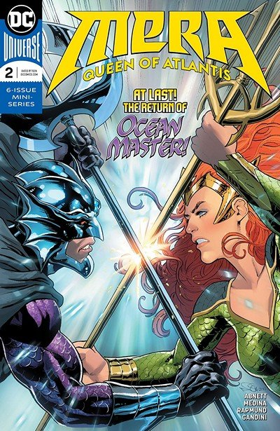 Mera – Queen Of Atlantis #2 (2018)