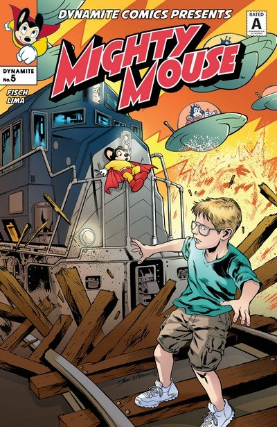 Mighty Mouse #5 (2017)